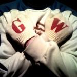 Белые перчатки GW