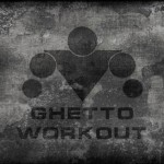 Ghetto Workout на асфальте